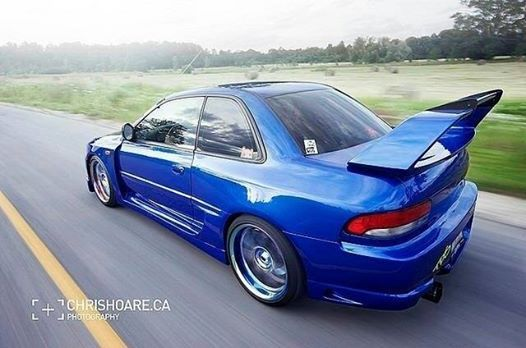 Awesome Subaru