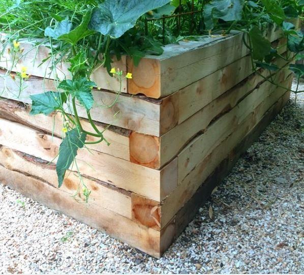Landscape Timbers Portland Or : Landscaping backyard forward restoration juniper timbers