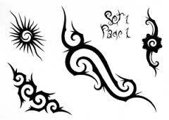 25 best ideas about borneo tattoos on pinterest marquesan tattoos thai tattoo and sak yant. Black Bedroom Furniture Sets. Home Design Ideas