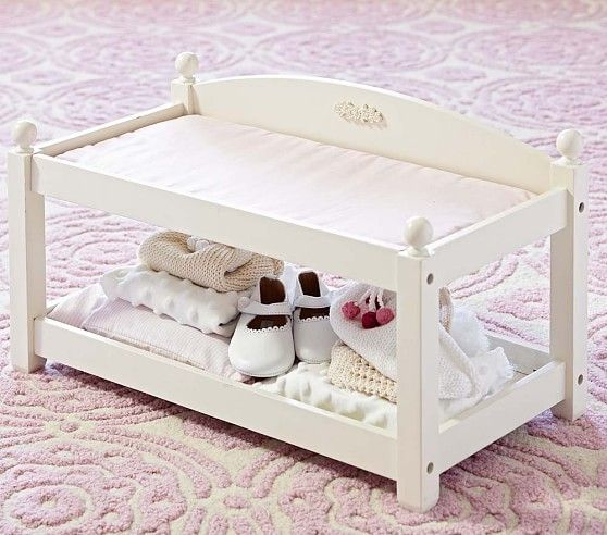 Delightful DIY This: Doll Changing Table