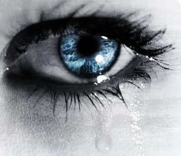 I cry because I have no words to describe my pain!