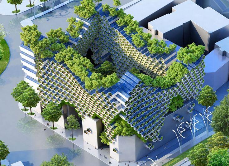 2050 Paris Smart City 15