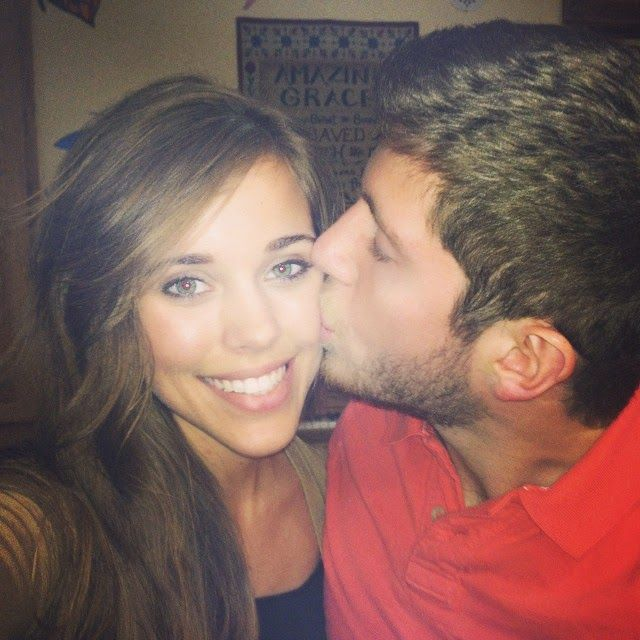 """Duggar Family Blog: Updates and Pictures Jim Bob and Michelle Duggar 19 Kids and Counting: Seewalds Celebrate 1 """"Monthiversary"""""""