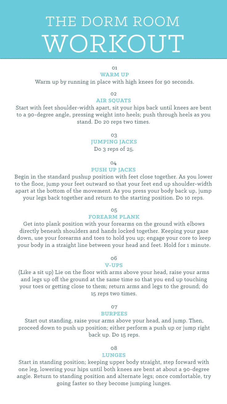 Best 25+ Dorm Room Workout Ideas On Pinterest | Hotel Room Workout,  Vacation Workout And Travel Workout Part 73