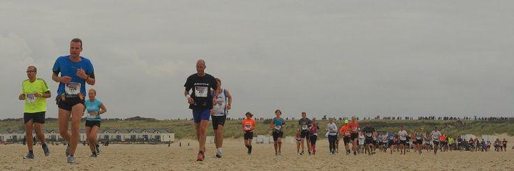 Kustmarathon 2013  Zeeland op foto
