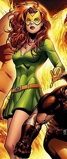 Jean Grey – Marvel Girl