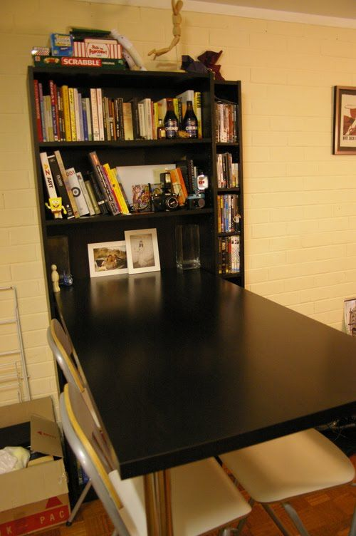Billy Bookcase Desk: Top 8 Ideas About Billy Bookcase Ideas On Pinterest