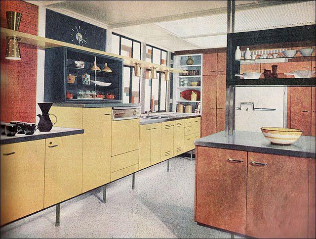 Superb 1958 St. Charles Kitchen | Flickr   Photo Sharing!