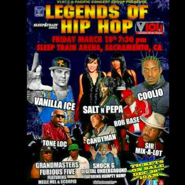 This Friday night in Sacramento California:  The Legends of HipHop Tour comes through Sleep Train Arena!! . . . . . . . - Im looking forward to backing up Legendary Candyman / @1andonlycandyman  on the wheels of steel . . See Ya'll there!! . . . . . . . . . . #DJRuthlessRamsey  #Turntapelist #TheTurntapelist #1andOnlyCandyman #Party103 #TourDJ #DJLife #RealDJing  #turntablism #Vinyl #Rane #Serato #Traktor #RecordBreakerDJs #FleetDJs #FootKlan #FootKnights  #PayItForward #BBoys #BGirls…