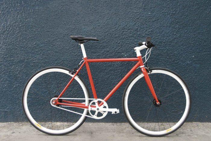 Arma Tu Bici Fixie o Híbrida Tomate - desde $194.900 en armatubici.cl !
