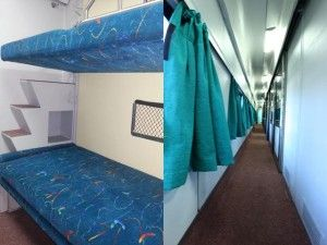 Rajdhani Express, India's premium train serves stale food in AC coaches