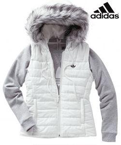 Vesta matlasata calduroasa Adidas Originals pentru femei