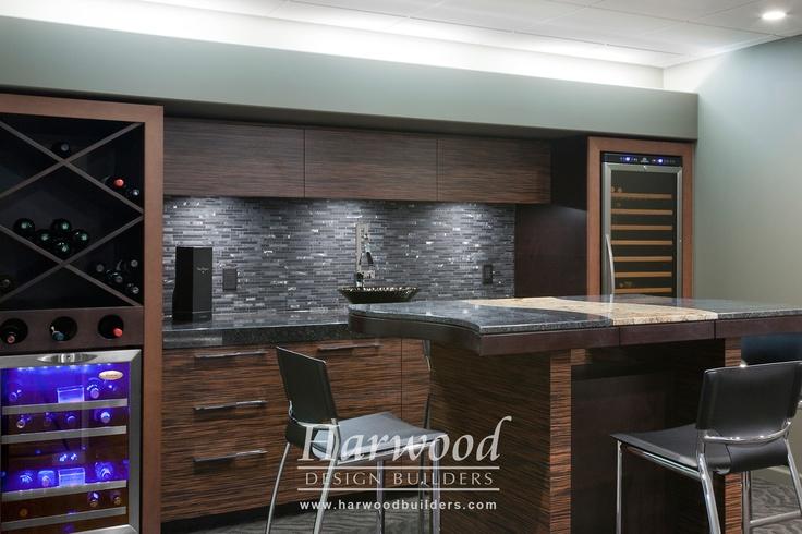 Harwood Design Builders - Park Place Basement