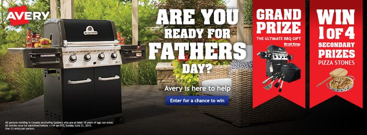 Enter to win with Avery Canada!
