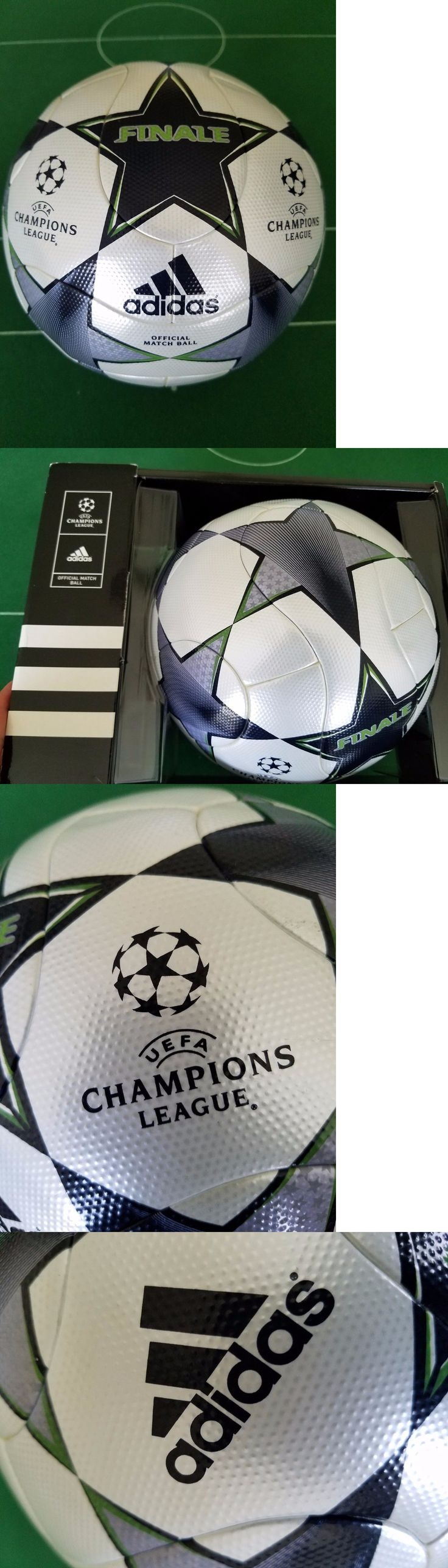 Balls 20863: Adidas Uefa Champions League 2008 2009 Authentic Official Match Soccer Ball -> BUY IT NOW ONLY: $1499.99 on eBay!