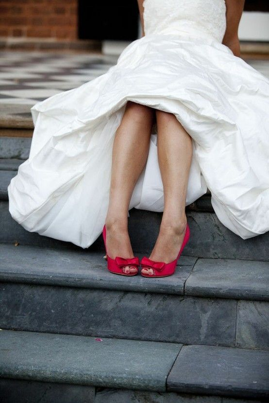 just like this shot with the red shoes