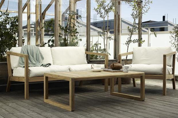 Outdoor Sofa Virkelyst Von Skagerak Bild 20 Diy Gartenmobel Schoner Wohnen Holzsofa