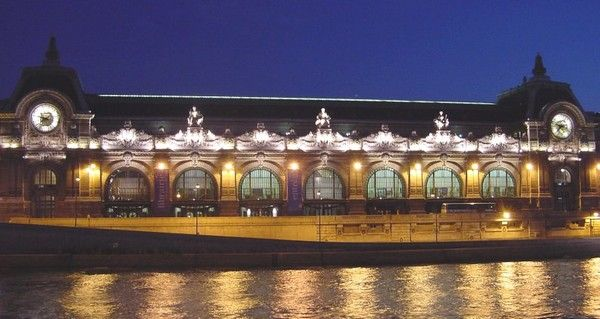 museum de orsay paris - Google Search