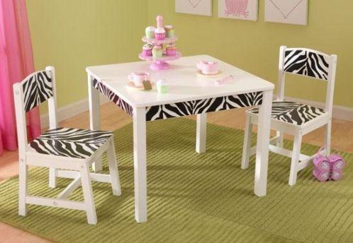 tafel en stoeltjes zebra  125.00  marktplaats Advertentie 1002664369