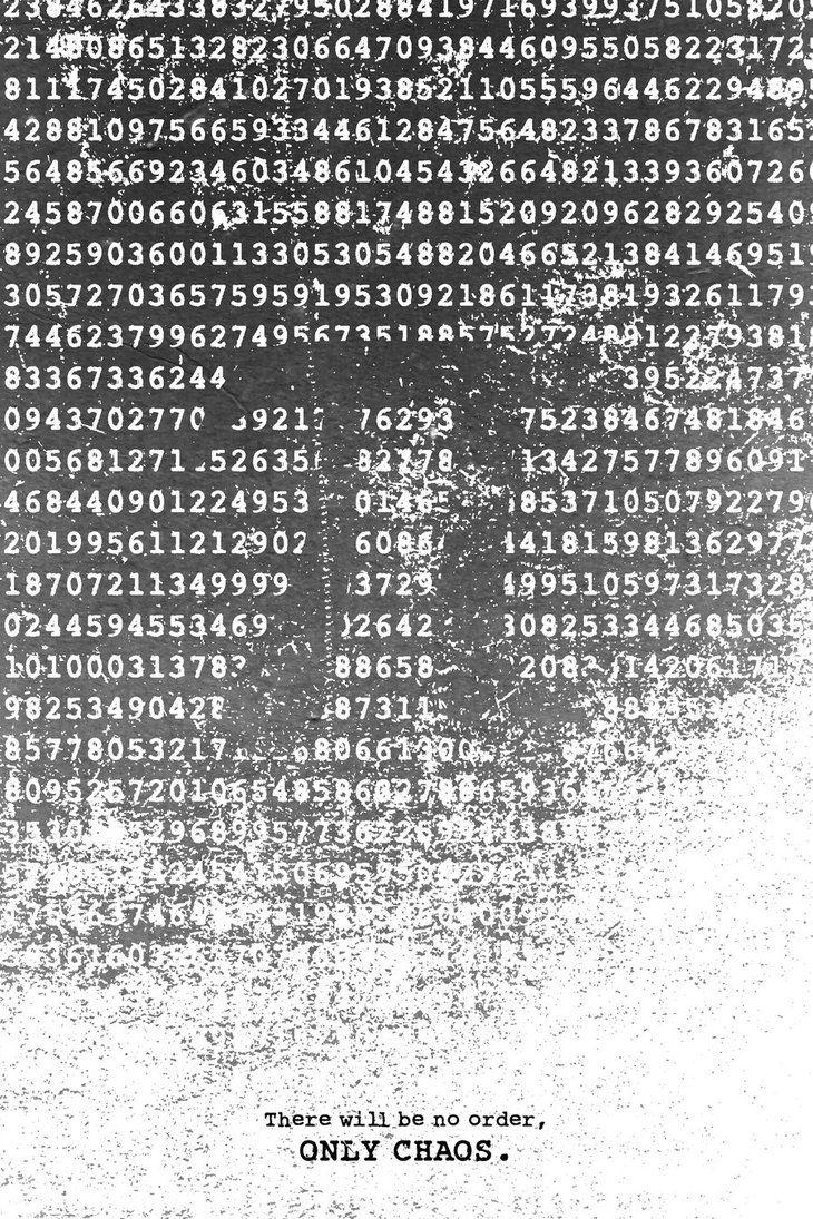 Pi - Darren Aronofsky