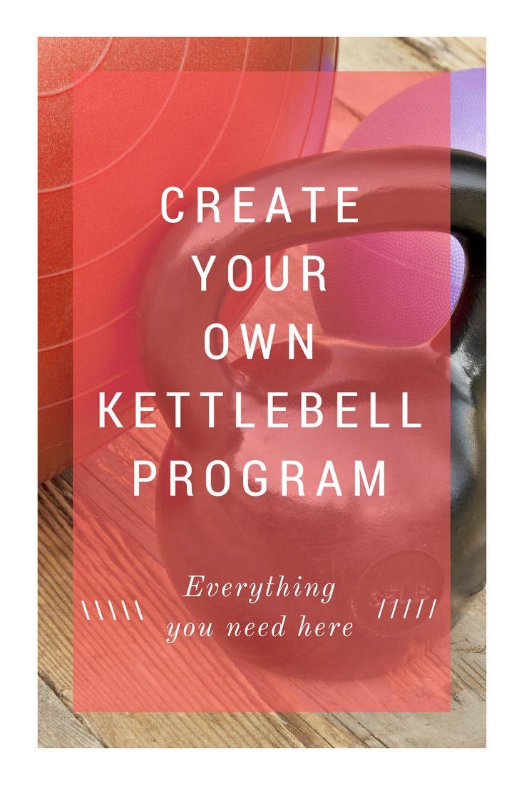 Create Your Own Kettlebell Program