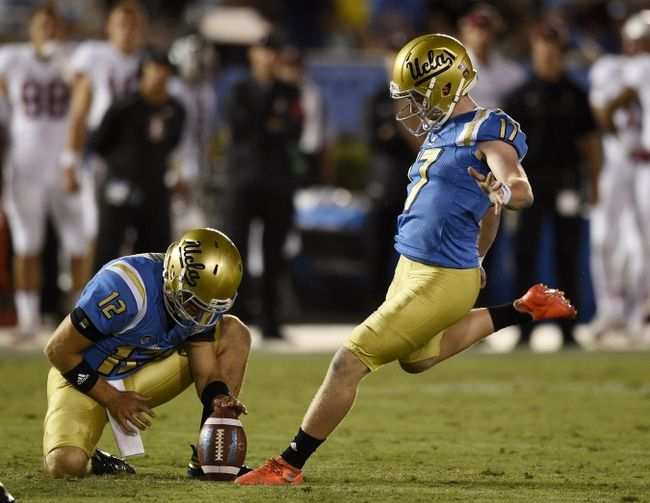 UCLA Bruins vs. Oregon State Beavers - 11/12/16 College Football Pick, Odds, and Prediction