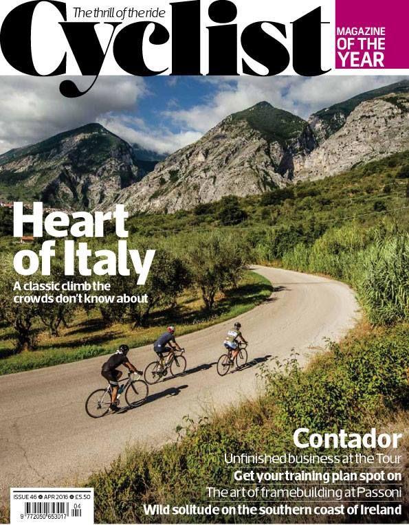 Illustre rivista di #ciclismo è stata ospite presso Casa Milà per scoprire e godersi i percorsi di #Passolanciano, meta di molti #atleti.