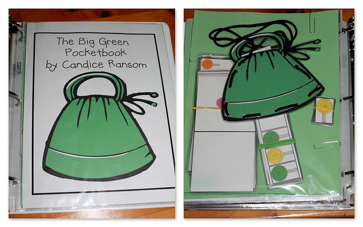 "B4FIAR - The Big Green Pocketbook, L is for ""lollipop"", blog postRow Plans, Homeschool Ideas, Bfiar Big Green, Teaching Ideas, Pocketbook Bfiar, Big Green Pocketbook, Bfiar Before, Preschool Literacy, Pocketbook Before"