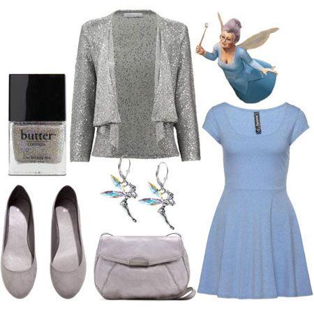 How to dress like... Fairy Godmother
