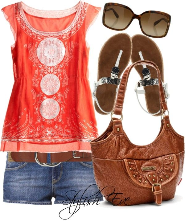 """""""Noha"""" by stylisheve on Polyvore. Love the top."""