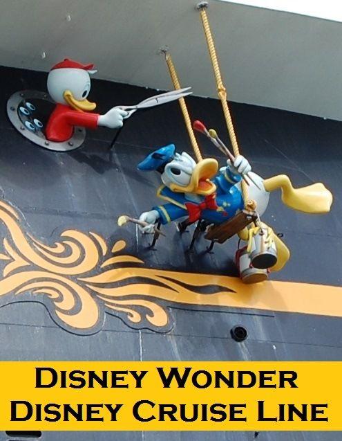 Disney Cruise Line Disney Wonder Main Lobby: 1000+ Images About Donald Duck On Pinterest