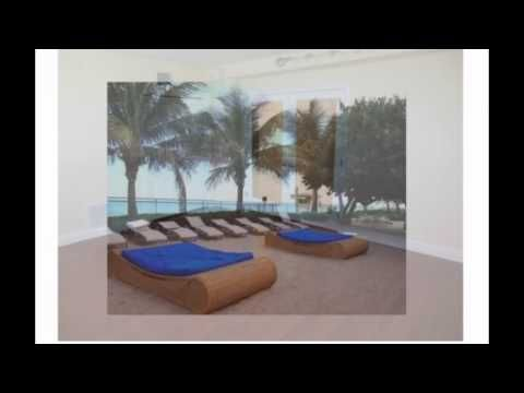 Apartamento Reformado em Frente a Praia em Hollywood Beach - Florida -$4...