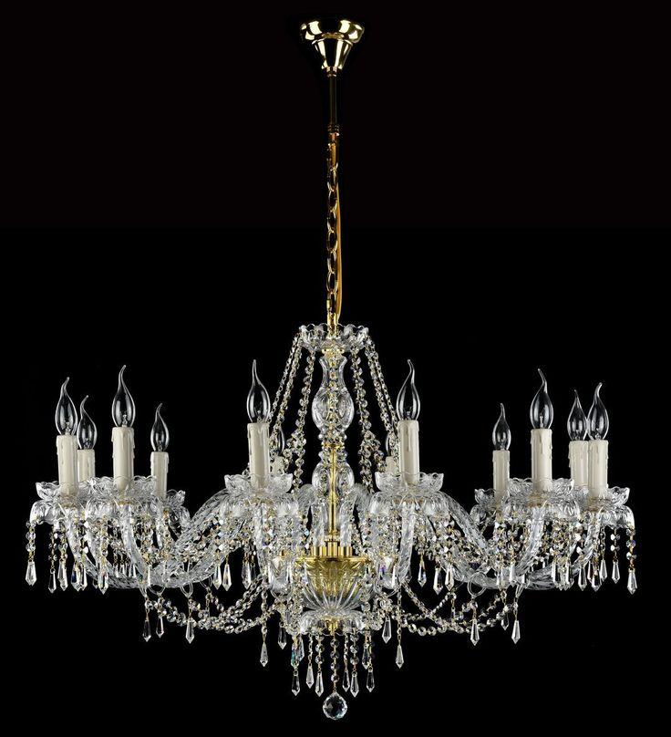 57 best klassische kristallene kronleuchter images on. Black Bedroom Furniture Sets. Home Design Ideas