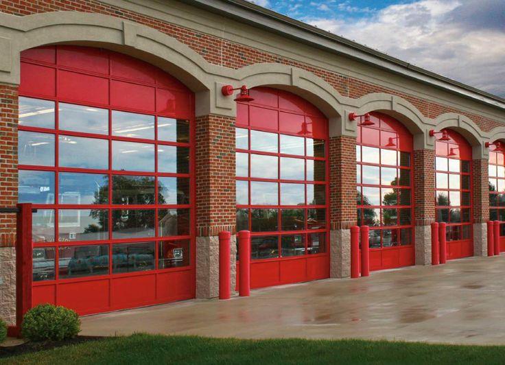 Commercial Doors. Commercial Garage DoorsAutomatic ...