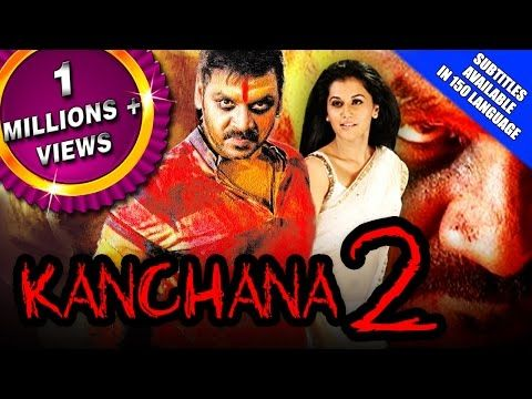 The movie story deals with Raghava (Lawrence) who always fear to watch horror movies, takes his mom (Kovai Sarala) to the toilet as he has Nyctophobia and whenever he feels the extreme shock, he sits on the lap of woman next to him. Raghava is a cinematographer for a TV channel and he loves... https://newhindimovies.in/2017/05/28/kanchana-2-muni-3-kanchana-2-2016-full-hindi-dubbed-movie-raghava-lawrence-taapsee-pannu/