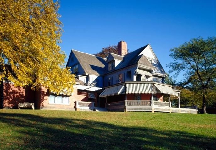 Sagamore Hill -- the Home of President Teddy Roosevelt