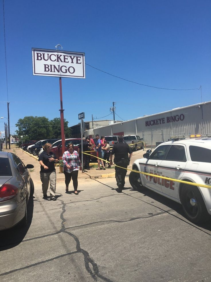 WACO, TX (KXXV) -  The man who jumped a security guard at Buckeye Bingo Hall in Waco is dead, according to News Channel 25 Reporter Kandace Thomas, who was on the scene following reports of a shooting Wednesday afternoon.  Waco Police were called to the 2400 block of Cole Avenue following a shooting at the business sometime after 1 p.m.   Waco Police spokesman Patrick Swanton said the security guard accidentally shot himself in the hand before shooting the suspect.