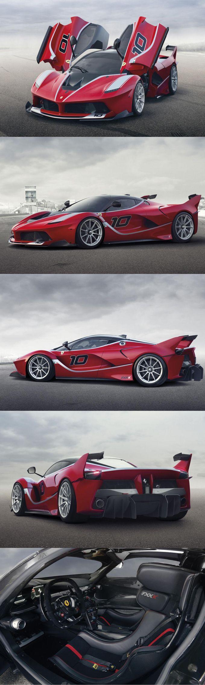 2014 ferrari fxx k 1035hp 6 3l v12 kers italy red