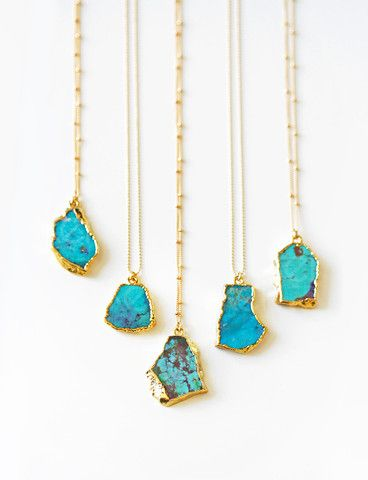 turquoise obsession | kei jewelry