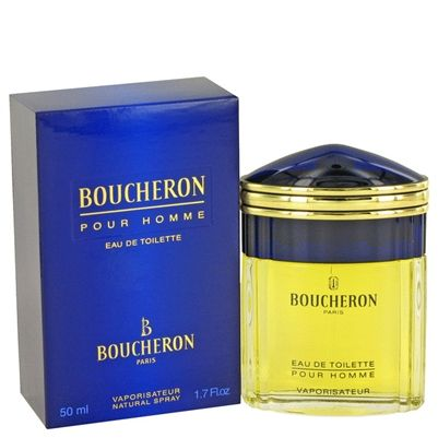 Boucheron Cologne Eau De Toilette Spray   This signature scent features notes of verbena, orange, basil, amber, heliotrope, bergamont, juniper berry, geranium, amber, vetiver, moss, sandalwood and vanilla.