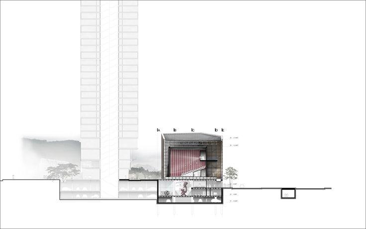 Galería de Colectivo 720 diseñará la nueva Cinemateca Distrital de Bogotá - 30