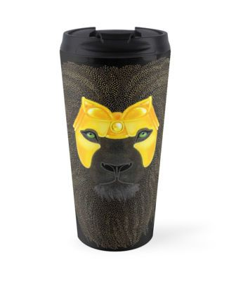 Golden Lion by HeartActivation