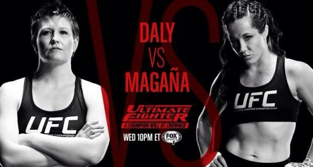 "TUF 20 Episode 6 Review: Ais ""The Bash"" Daly vs. Angela Magana 