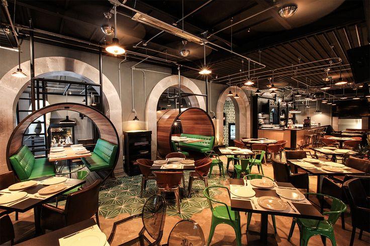 restaurantes df, diseño locales, andres gutierrez