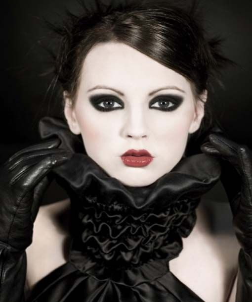 Gothic Wedding Makeup : 1000+ images about Makeup on Pinterest Indian bridal ...