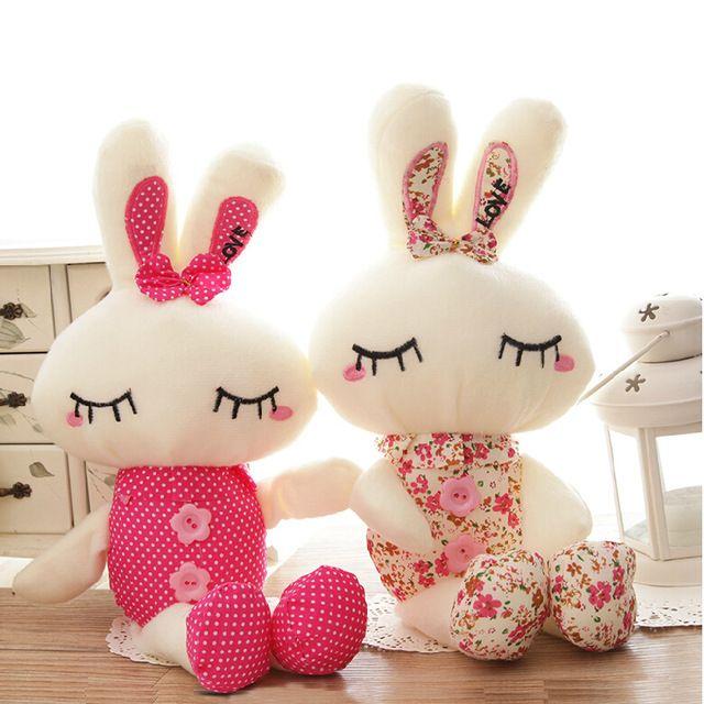 """11.5 """"28 cm 1/lot metoo królik miłość mały króliczek pluszowe zabawki małe pluszaki prezent ślubny na sprzedaż"""