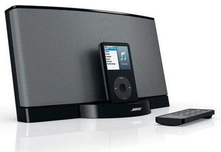 Bose ~ ipod dock