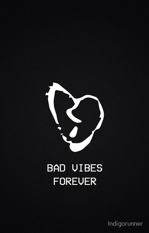 Bad Vibes Forever XXXTentacion | Indigo Runner Red Bubble in 2018 | Pinterest | Wallpaper Tattoos and Iphone wallpaper & Bad Vibes Forever XXXTentacion | Indigo Runner Red Bubble in 2018 ...