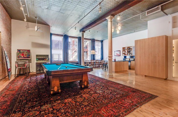 Pin for Later: Adam Levine and Behati Prinsloo Have Changed Their Mind About Selling Their NYC Loft