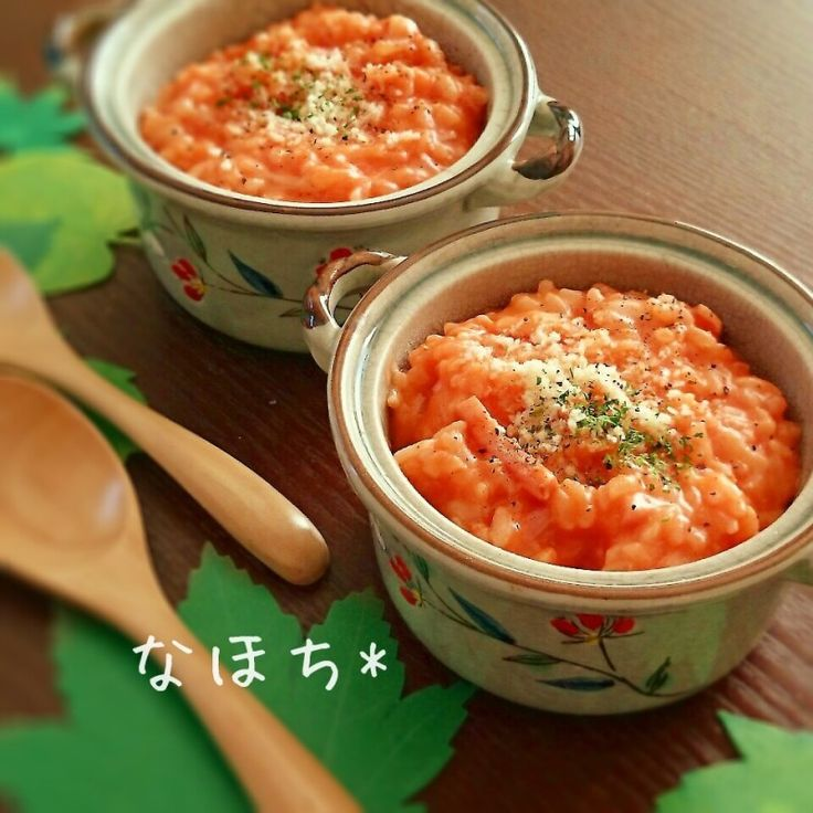 冷やご飯deトマトリゾット❤私自慢のズボラ飯